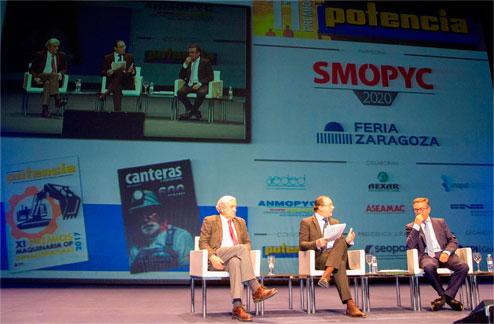 """(Español) EyP participó en el Debate """"La minería como actividad básica para el desarrollo económico"""", celebrado en la XI Edición de los Premios Potencia de Maquinaria"""